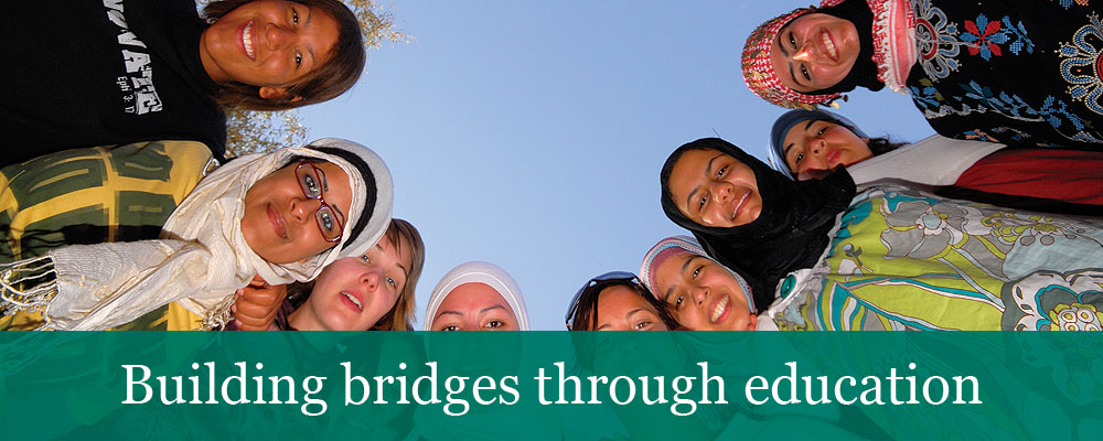 Building bridges through education