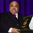ALECSO Awards His Excellency Mohamed Bin Issa Al Jaber its Gold Medal