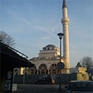 The Ferhadija Mosque, Banja Luka, Bosnia and Herzegovina