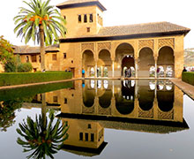 "MBI Al Jaber Lecture: ""Palaces and Water in the Early Alhambra"" by Anna McSweeney"