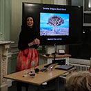 "MBI Al Jaber Lecture Series: ""Dragon's Blood Island: Socotra and Our Search for Dragons"" by Ella Al-Shamahi"