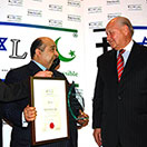 Sheikh Mohamed Bin Issa Al Jaber Named 'Person of the Year' by Trialog Institut