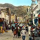 """Views of Aden"" by Dr St John Simpson"
