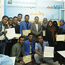 Update on activities at the MBI Media Institute, Sana'a, Yemen, January 2015